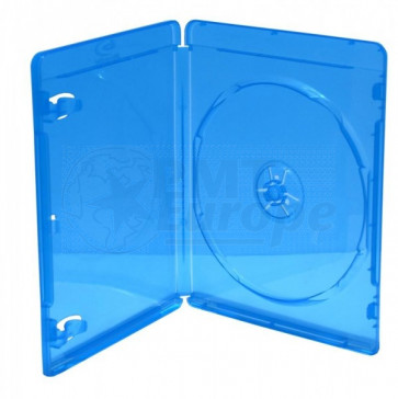 Blu-ray Disc case for 1 disc blue 5 pieces
