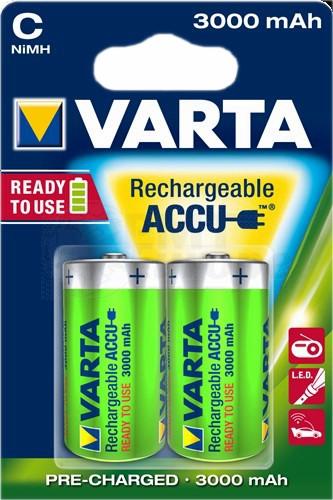 Rechargeable batteries C-Baby 3500 mAh Camelion 2 pieces