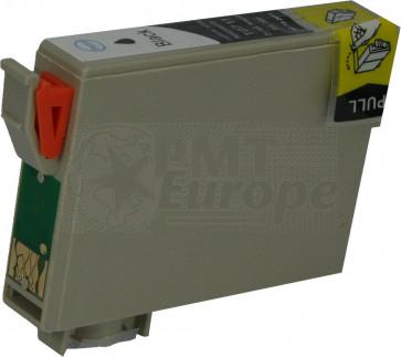 Epson T0711 / T0891 inktcartridge zwart + chip (huismerk)