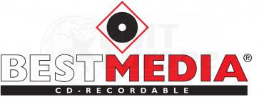 CD-R 90min 800MB 25 pieces Best Media (Platinum)