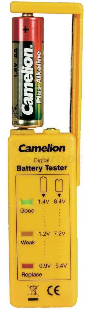 Camelion Battery Tester