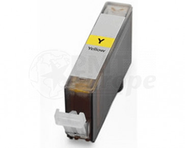 Canon CLI-581Y XL inkcartridge yellow high capacity (own brand) + chip