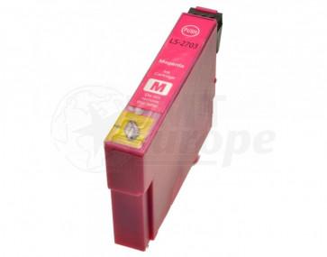 Epson T0613 inktcartridge magenta + chip (huismerk)