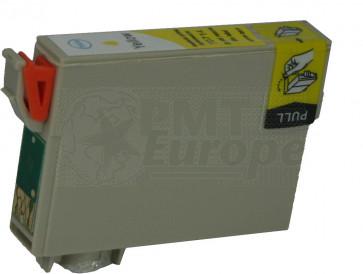 Epson T0714 / T0894 inktcartridge geel + chip (huismerk)