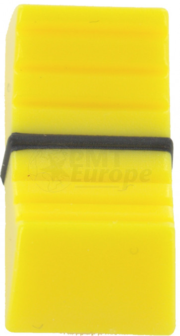 Fader button for Alps 5mm Yellow