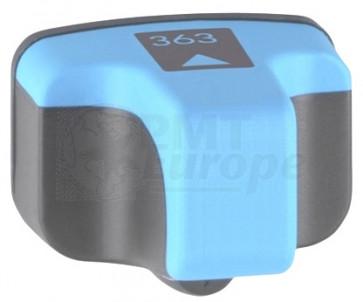 HP 363 (C8774EE) inktcartridge licht cyaan + chip (huismerk)