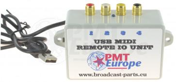 USB MIDI IO unit Berhinger DX2000(usb)