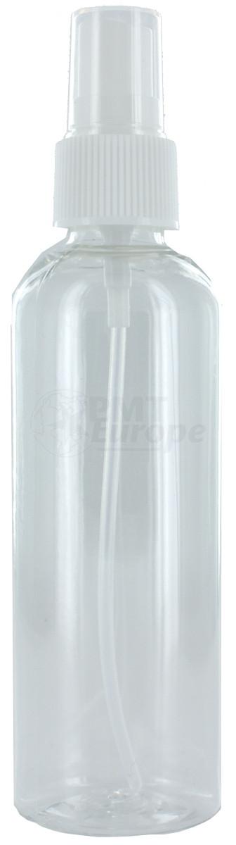 Spray mist bottle 100ml clear