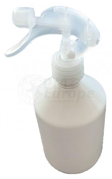 Tigger spray mist bottle 500ml white 28mm