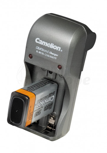 Camelion bc-1001 battery Charger 3 Channels!