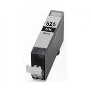 Canon CLI-526BK inktcartridge zwart + chip (huismerk)