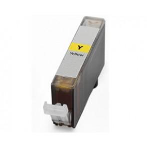 Canon CLI-551Y inktcartridge geel + chip (huismerk)