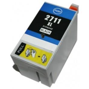 Epson 27XL (T2711) inktcartridge zwart hoge capaciteit + chip (huismerk)