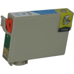 Epson T0712 / T0892 inktcartridge cyaan + chip (huismerk)