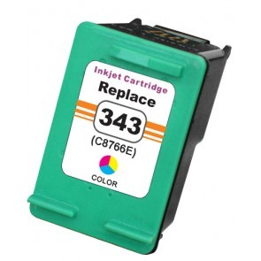 HP 343 (C8766EE) inktcartridge kleur (huismerk)