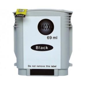 HP 940XL (C4906AE) inktcartridge zwart hoge capaciteit (huismerk)