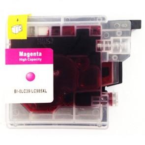 Brother LC-985M inktcartridge magenta (huismerk)