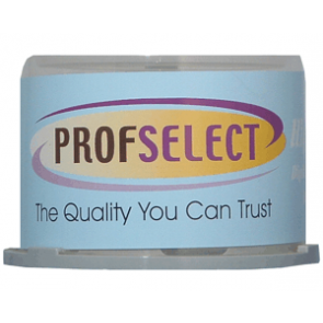 DVD-R 4.7GB 16X Profselect 50 stuks