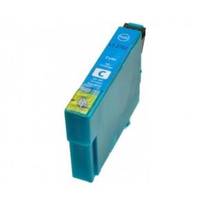 Epson 27XL (T2712) inktcartridge cyaan hoge capaciteit + chip (huismerk)