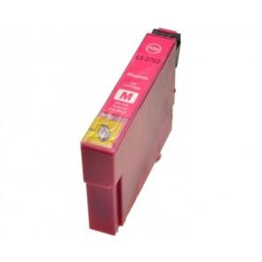 Epson 27XL (T2713) inktcartridge magenta hoge capaciteit + chip (huismerk)